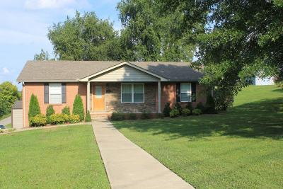 Wilson County Single Family Home For Sale: 803 Hillview Dr