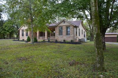 Wilson County Single Family Home For Sale: 10235 Hartsville Pike