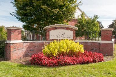 Franklin Condo/Townhouse For Sale: 3201 Aspen Grove Dr # G3 #G3
