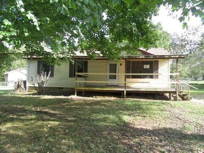Christian County, Ky, Todd County, Ky, Montgomery County Single Family Home Under Contract - Showing: 1100 Britton Springs Rd