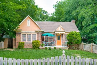 Nashville Single Family Home For Sale: 2105 Early Ave