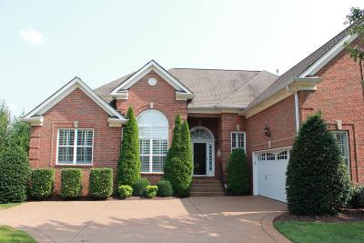 Sumner County Single Family Home For Sale: 132 Dalton Cir