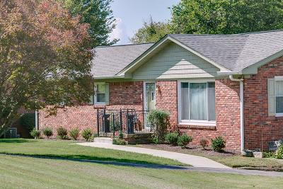 Sumner County Single Family Home Under Contract - Not Showing: 1084 Lock 4 Rd