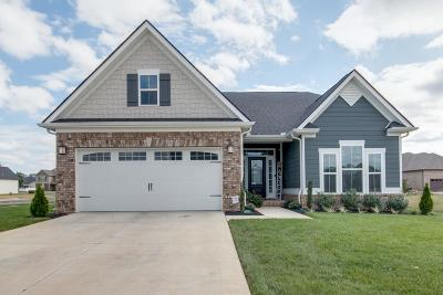 Rutherford County Single Family Home For Sale: 2903 Bluestem Ln