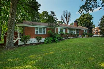 Nashville Single Family Home For Sale: 214 Emery Dr