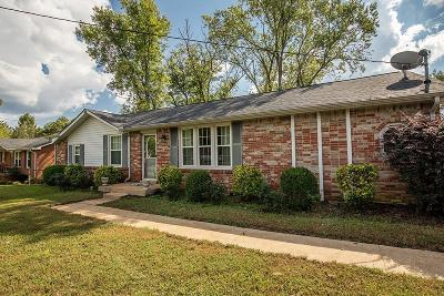 Rutherford County Single Family Home For Sale: 140 Bailey Collins Dr