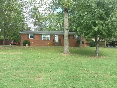 Lewisburg Single Family Home For Sale: 1535 Sandy St