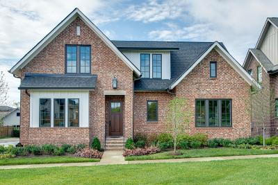 Nashville Single Family Home For Sale: 4023 Graybar Ct
