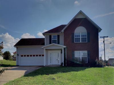 Rutherford County Single Family Home For Sale: 2009 Keaton