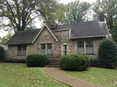 Franklin Single Family Home For Sale: 111 Winslow Rd