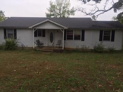 Rutherford County Single Family Home For Sale: 460 Old Nashville Hwy