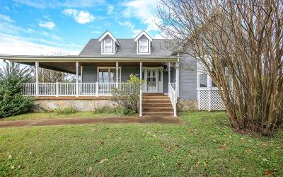 Rutherford County Single Family Home For Sale: 4977 Lascassas Pike