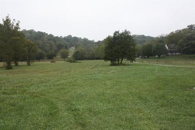Thompsons Station  Residential Lots & Land For Sale: 5679 Carters Creek Pike