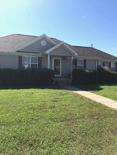 Murfreesboro TN Single Family Home For Sale: $219,900