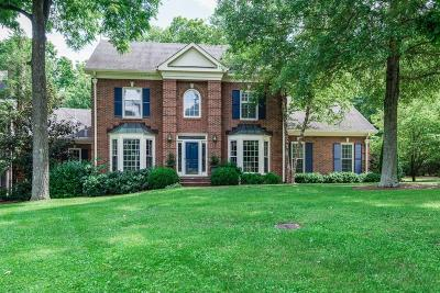 Nashville Single Family Home For Sale: 107 Robin Springs Rd
