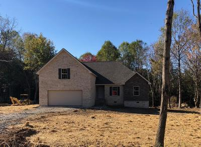 Robertson County Single Family Home For Sale: 6355 Glidewell Road