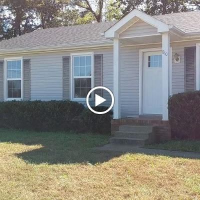 Clarksville Single Family Home For Sale: 810 Shelton Cir