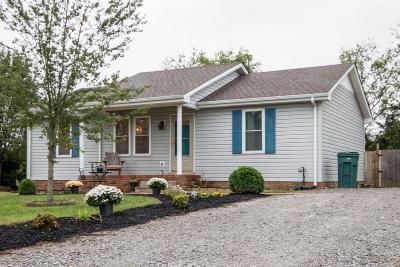 Wilson County Single Family Home For Sale: 433 Parkside Cir