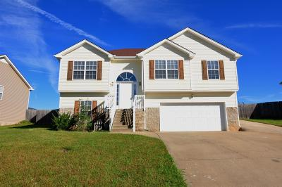 Clarksville Rental For Rent: 1436 Mutual Dr