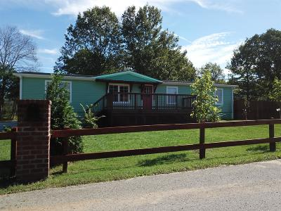 Lavergne Single Family Home For Sale: 136 Blue Valley Rd