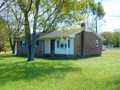 Lawrenceburg Single Family Home For Sale: 8 Mattox Rd