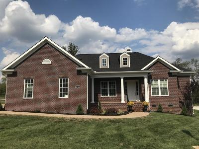 Maury County Single Family Home For Sale: 1223 Woodland Xing