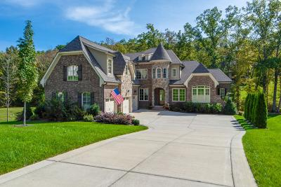 Williamson County Single Family Home For Sale: 1726 Ravello Way