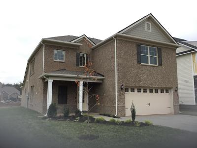 Rutherford County Single Family Home For Sale: 822 Sapphire Drive Lot 132r