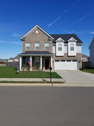 Rutherford County Single Family Home For Sale: 3544 Kybald Ct