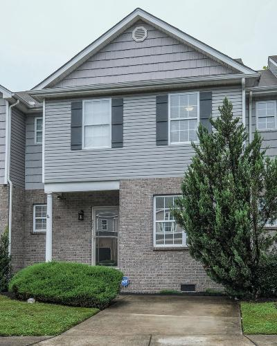 Davidson County Condo/Townhouse For Sale: 756 Pippin Dr