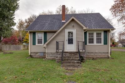 Gallatin Single Family Home For Sale: 752 Ann Ave
