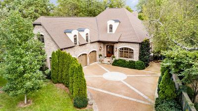 Nashville Single Family Home For Sale: 834 Lynnbrook Rd