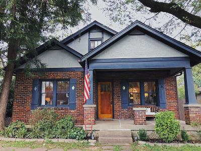 Davidson County Single Family Home For Sale: 1423 McAlpine Ave