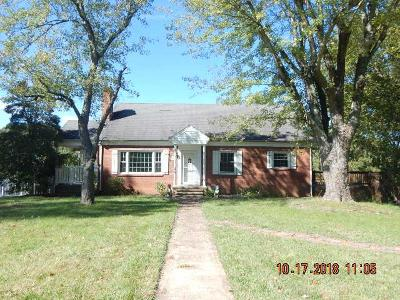 Montgomery County Single Family Home For Sale: 940 Oakdale Dr