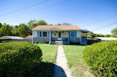 Wilson County Single Family Home For Sale: 1802 Murfreesboro Rd
