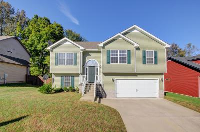 Single Family Home Under Contract - Showing: 1292 Morstead Dr