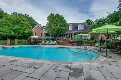 Nashville Single Family Home For Sale: 6255 Hillsboro Pike