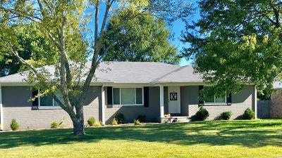 Christian County Single Family Home Under Contract - Showing: 801 Oak Hurst Dr