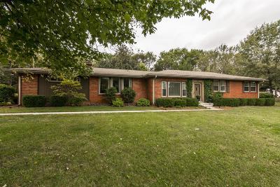 Hendersonville Single Family Home For Sale: 212 Neptune Dr