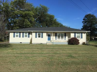Shelbyville Single Family Home For Sale: 2912 Midland Rd