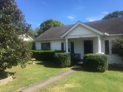 Nashville Single Family Home For Sale: 1111 N 8th St