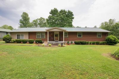 Lawrenceburg Single Family Home Under Contract - Showing: 388 Chief Creek Rd