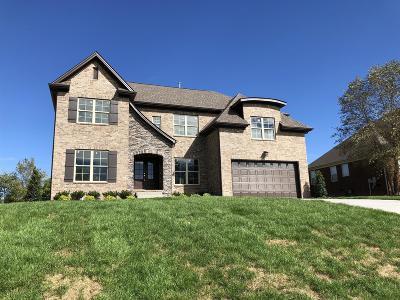 Gallatin Single Family Home For Sale: 678 Fredericksburg Dr