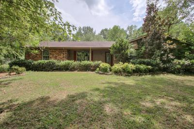 Hermitage Single Family Home For Sale: 3081 Dell Dr
