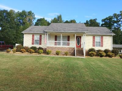 Estill Springs Single Family Home Under Contract - Not Showing: 2048 Eastbrook Rd