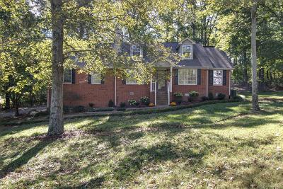 Nolensville Single Family Home For Sale: 716 Cromwell Ct