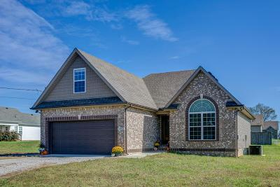 Marshall County Single Family Home Under Contract - Not Showing: 5862 Villa Way