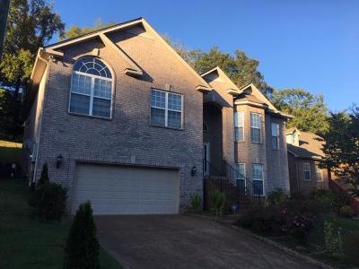 Davidson County Single Family Home For Sale: 5140 W Oak Highland Dr