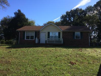 Clarksville Single Family Home For Sale: 881 Lennox Rd