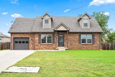 Montgomery Single Family Home Under Contract - Not Showing: 1112 Tobacco Rd